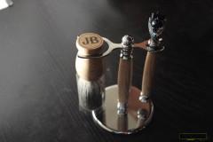 Set-a-raser-artisanal-frene-blaireau-et-rasoir-compatible-Gillette-Mach-3-01