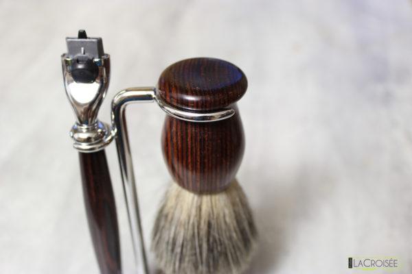 Set-à-raser-artisanal-blaireau-et-rasoir-compatible-Gillette-Mach-3
