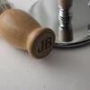 Set-à-raser-artisanal-frêne-blaireau-et-rasoir-compatible-Gillette-Mach-3