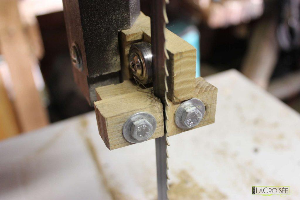 fabrication-d-un-noeud papillon-en-bois