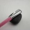 stylo-spécial-buffalo-imprimé-écaille-rose