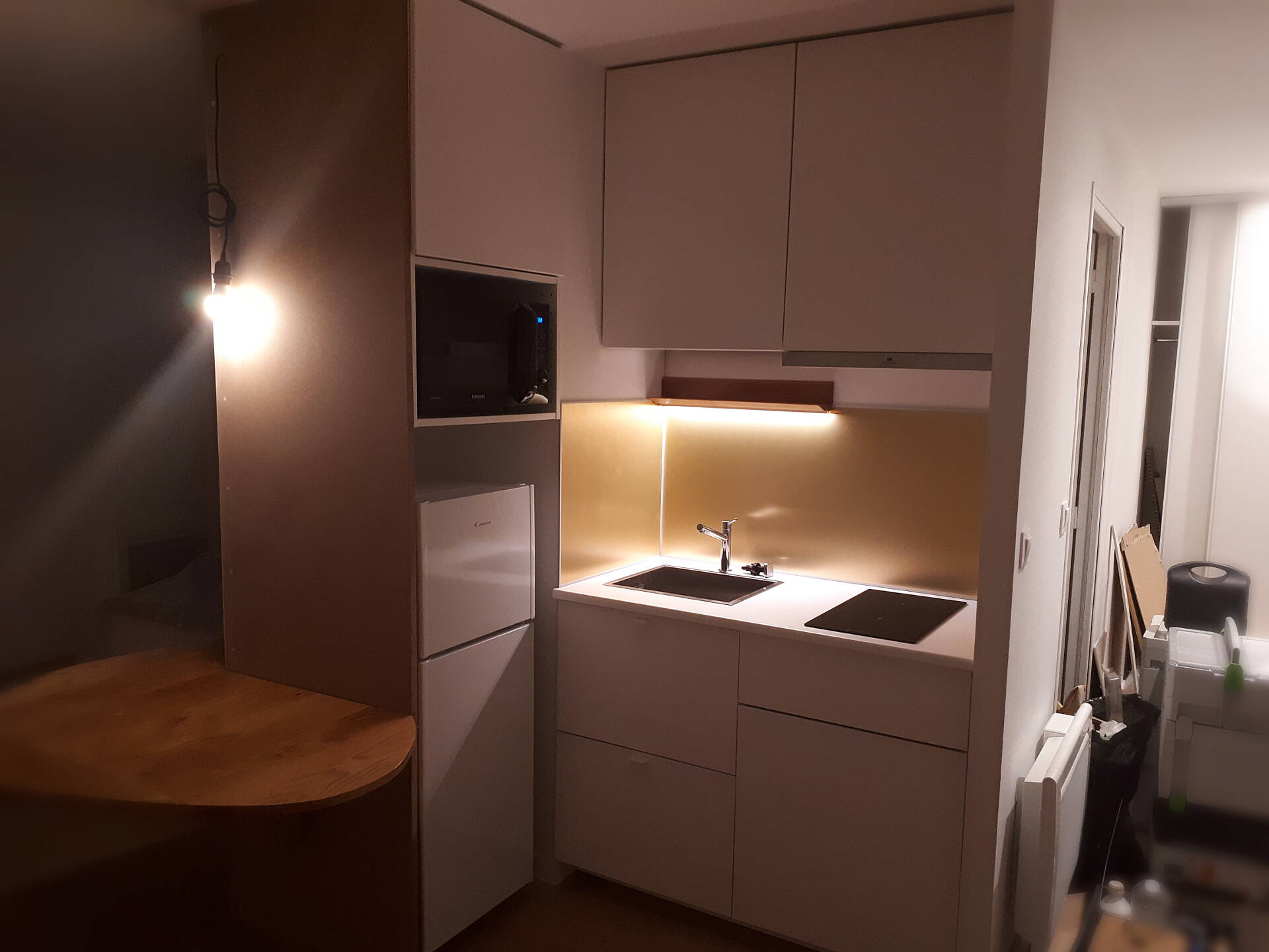 Installation D Une Cuisine Ikea Atelier Leman